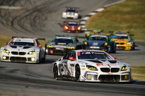 BMW Team RLL Finish the Season with a Disappointing Finish at Petite LeMans