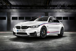 World Premier: 500 HP BMW M4 DTM Champion Edition