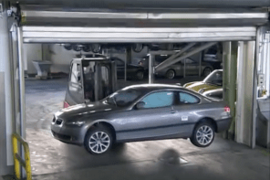 Watch BMW & MINI Destroy its Own Cars