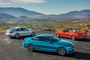 World Premier: The 2017 BMW 4 Series Facelift