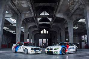 BMW to Race a Throw-Back Livery at the 24 Hours of Nurburgring