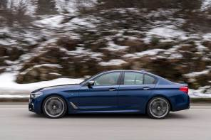 The BMW M550i xDrive Is Here and it Looks Spectacular