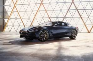 World Premier: The BMW 8 Series Concept (w/Video)