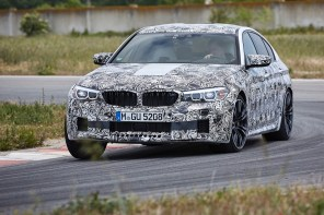 2018 BMW M5 First Drive Reviews Are In