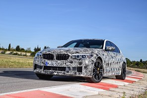 The All New 2018 BMW M5 Previewed