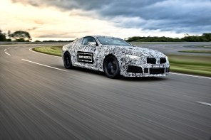BMW Announces the 2018 BMW M8 and a Return to LeMans