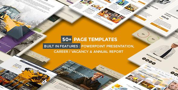 Download Billio - Multipurpose Company WordPress Theme Company WordPress Themes