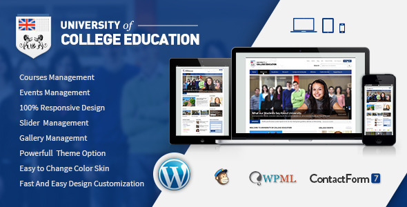Download University | Education Responsive WordPress Theme University WordPress Themes