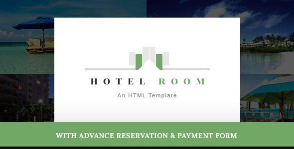 Download Hotel Room- Minimalist Hotel, Travel HTML Template Travel Html Templates