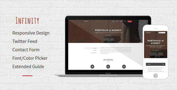 Download Infinity - Multipurpose Responsive Blogger Template Responsive Blogger Templates