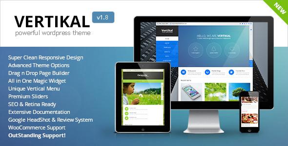 Download Vertikal | Responsive WordPress Theme Responsive WordPress Themes