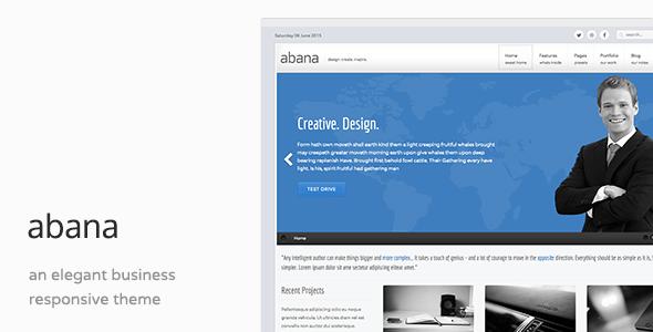 Download Abana - Responsive Business Joomla Template Fast Load Joomla Templates