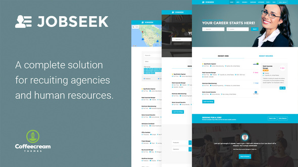 Download Jobseek - Job Board WordPress Theme Job WordPress Themes