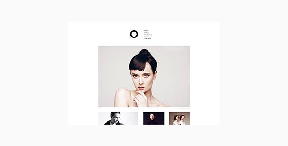 Download Enso - Minimal Photography and Portfolio WordPress Theme White Blogger Templates