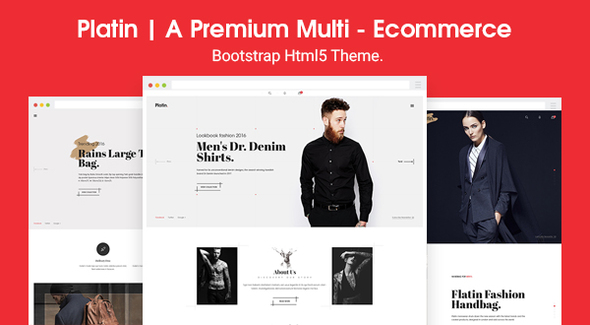 Download Platin | A Premium Multi - E commerce HTML5 Templates Furniture Html Templates