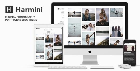 Download Photography | Harmini Photography WordPress WordPress Themes 2017