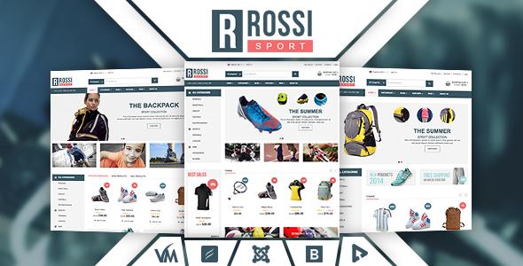 Download Vina Rossi - Responsive VirtueMart Joomla Template Store Joomla Templates