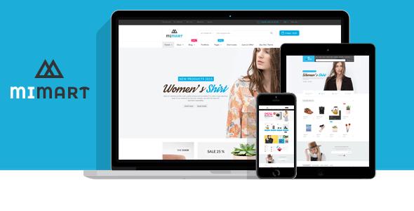 Download Mimart - Multipurpose Ecommerce Template Ecommerce Joomla Templates