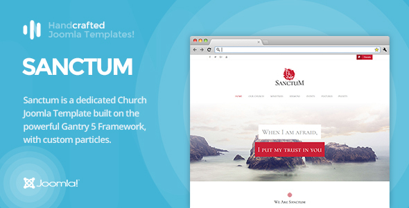 Download IT Sanctum - Gantry 5, Church & Nonprofit Joomla Template Church Joomla Templates