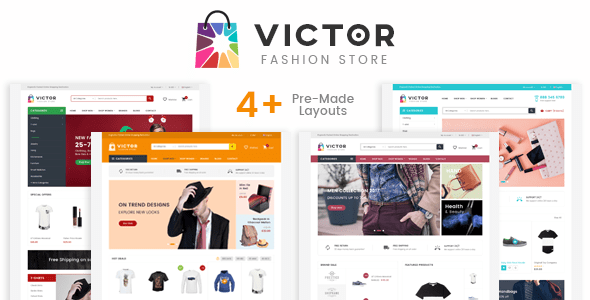 Download Victor - eCommerce Fashion Template Ecommerce Joomla Templates