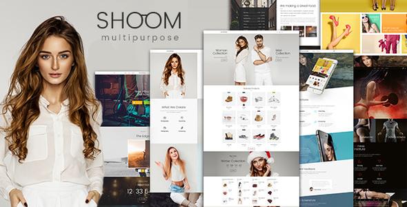 Download Shoom WooCommerce | WooCommerce Multi-Purpose WordPress Coming Soon WordPress Themes