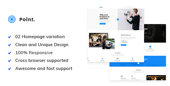 Download Point - Business HTML Template Business Html Templates