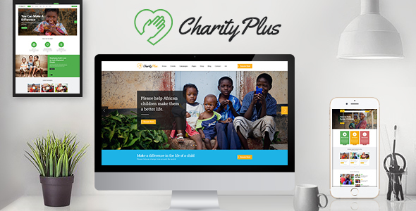 Download CharityPlus - Multipurpose Nonprofit Charity Joomla Template Church Joomla Templates