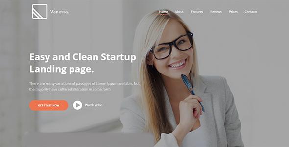 Download Silvana - Agency Landing Page Joomla Template Retro Joomla Templates