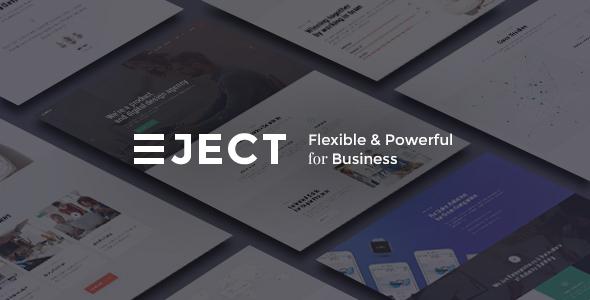 Download Eject | Web Studio & Creative Agency Grid WordPress Themes
