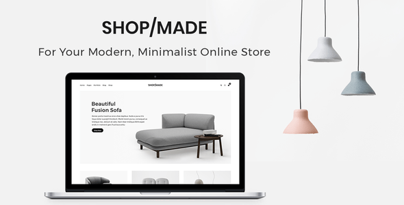 Download Shop Made - A Modern, Minimalist eCommerce  Template Fast Load Html Templates