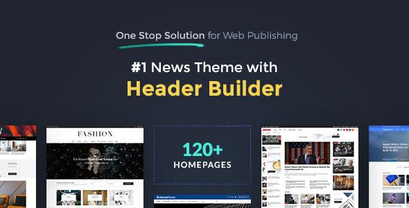 Download JNews - WordPress Newspaper Magazine Blog AMP Theme Amp WordPress Themes