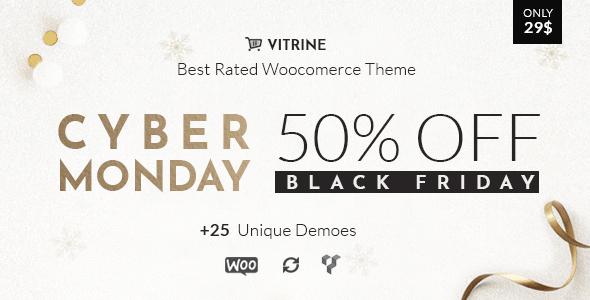 Download Vitrine - WooCommerce WordPress Theme Woocommerce WordPress Themes