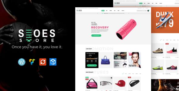 Download Trueshoes - Responsive WooCommerce WordPress Theme Woocommerce WordPress Themes