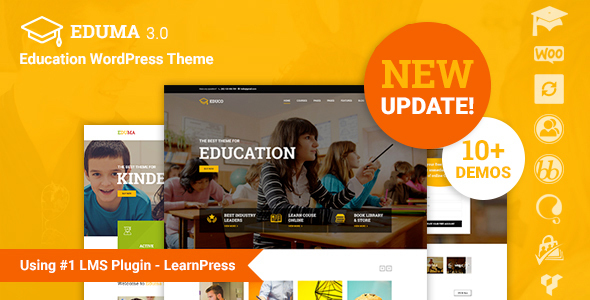 Download Education WordPress Theme | Education WP University WordPress Themes