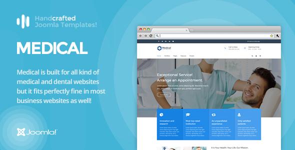 Download IT Medical - Gantry 5, Medical & Dental Joomla Template Video Joomla Templates