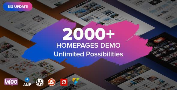 Download Soledad - Multi-Concept Blog/Magazine/News AMP WordPress Theme Amp WordPress Themes