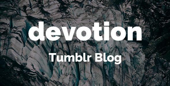 Download Devotion Tumblr Theme Photo Gallery Tumblr Themes