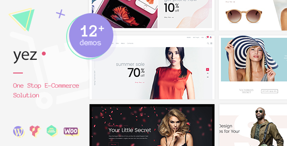 Download Yez - Multipurpose WooCommerce WordPress Theme Woocommerce WordPress Themes
