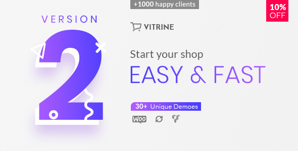 Download Vitrine - WooCommerce WordPress Theme Youtube WordPress Themes
