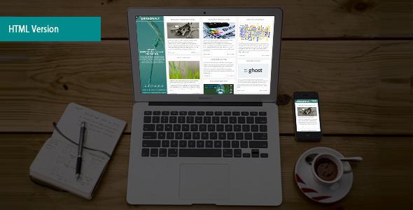 Download Dragonfly - Elegant Blog & Portfolio Html Template Elegant Html Templates