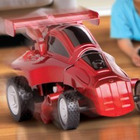 Black Series Transforming Robot Car Jr. $12 (Save 70%)
