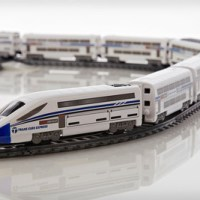 PowerTrains Deluxe City Train Set Only $45 Shipped!