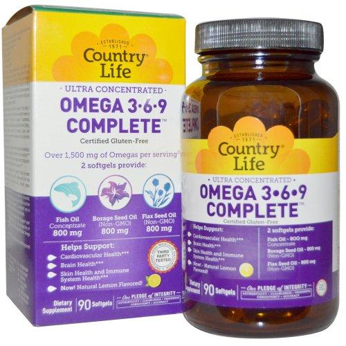 Medium Of Omega 3 6 9