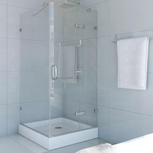 Medium Crop Of Frameless Pivot Shower Door