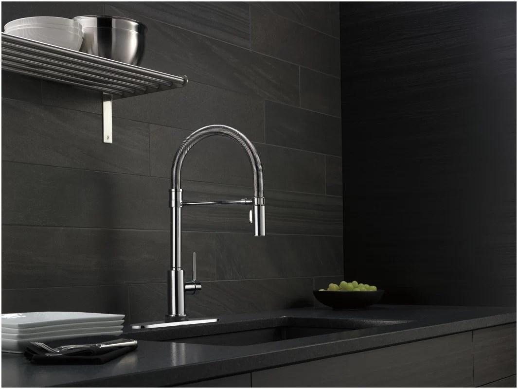 f delta trinsic kitchen faucet Alternate View Alternate View Alternate View