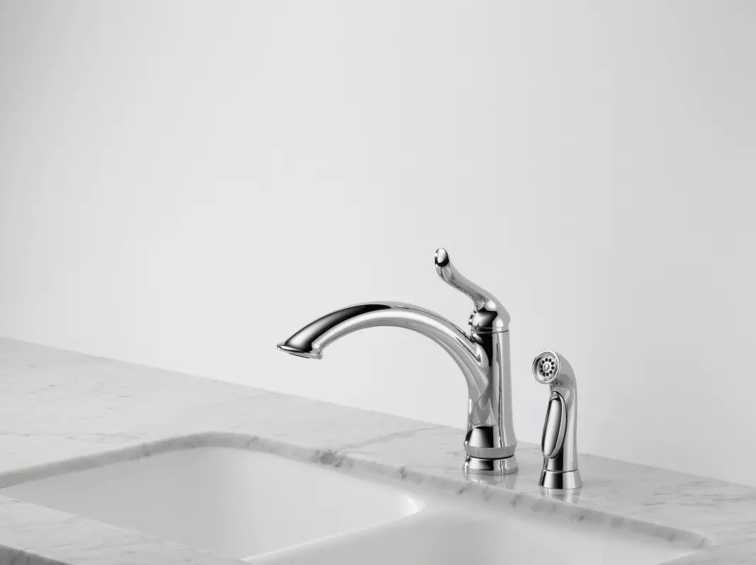 f delta linden kitchen faucet Alternate View