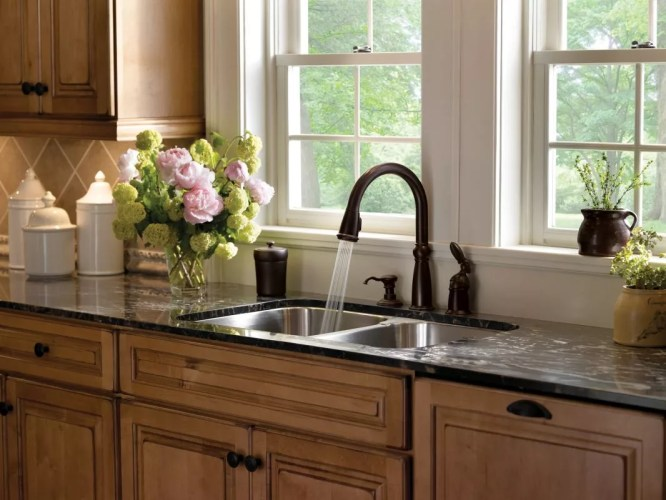 f delta bronze kitchen faucet Alternate