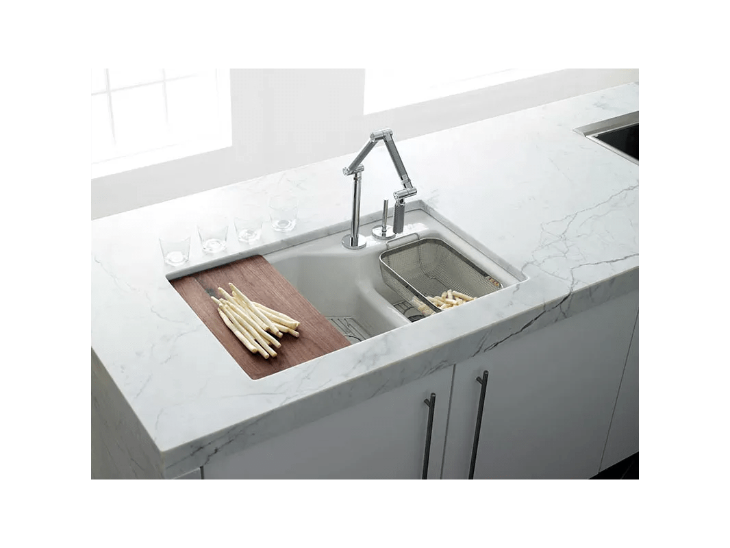 f articulating kitchen faucet Click to view larger image