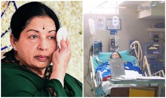 Image result for jayalalitha dead