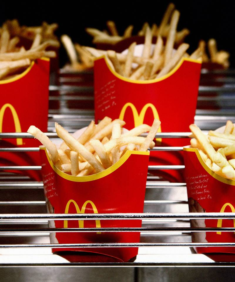 Large Of Mcdonalds Rainbow Fries